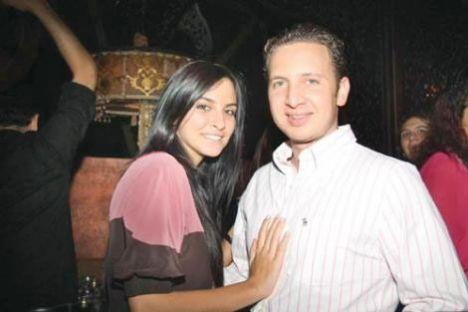 Batu Aksoy, evlilik planları yaptığı kız arkadaşı Neslişah Alkoçlar ile Al Jamal'de yılbaşını kutladı.